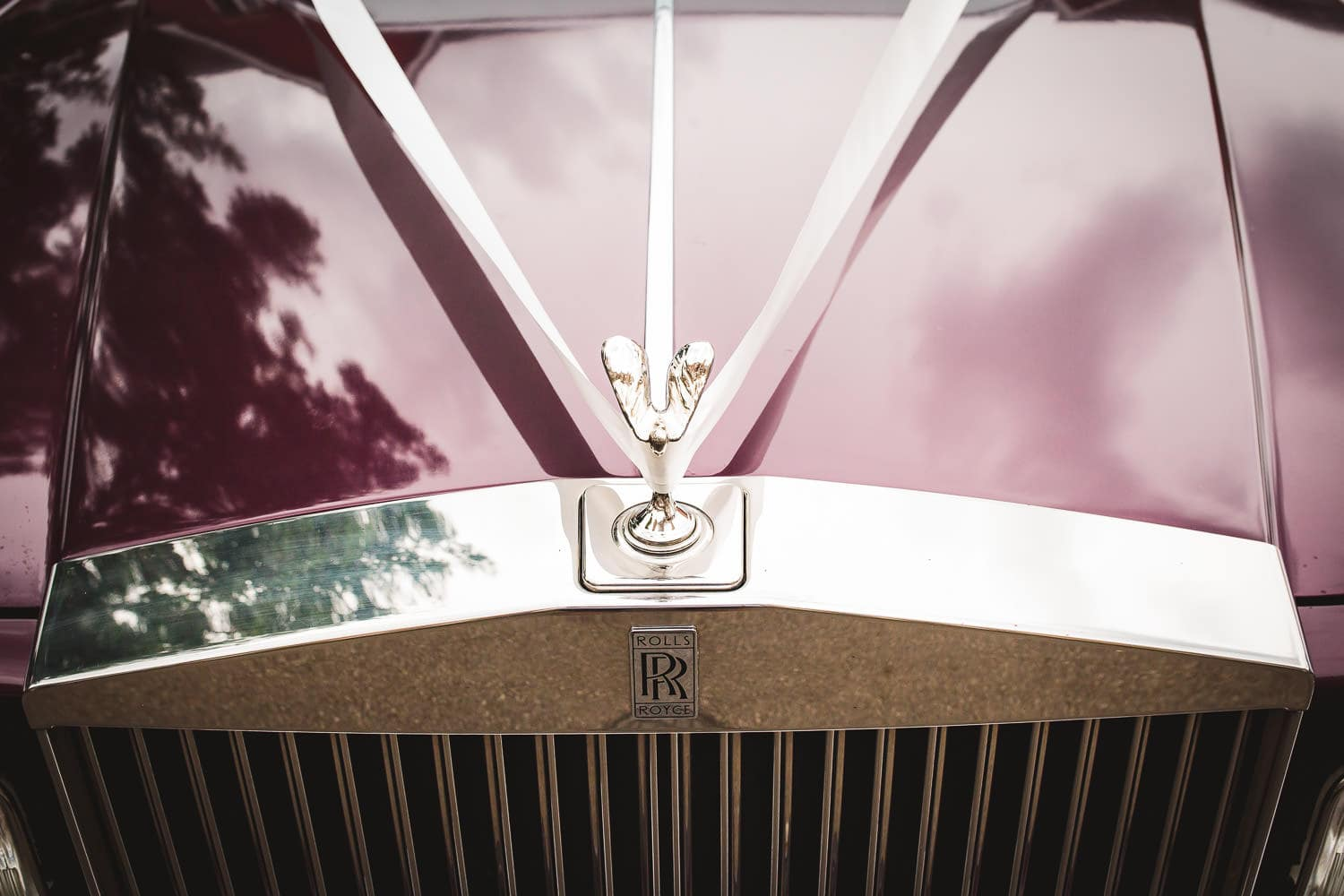 rolce royce wedding car by chapter one photography