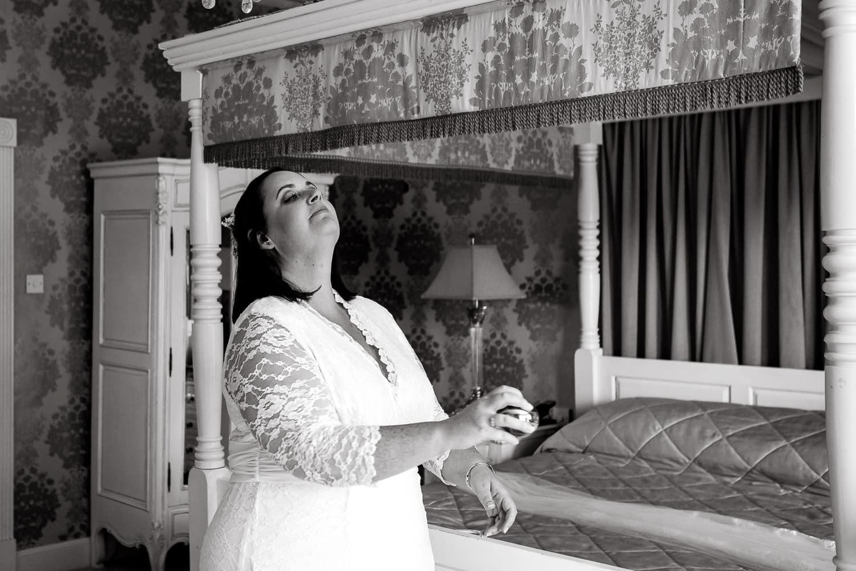 warwick house wedding suite