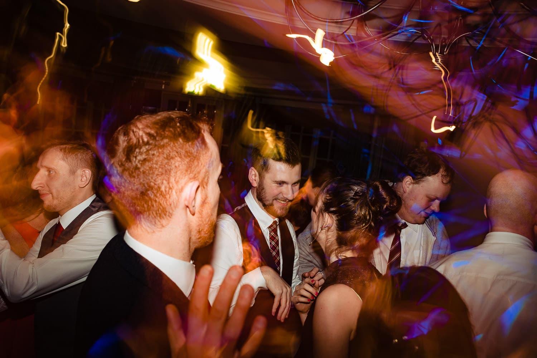 Northamptonshire Wedding Photography shoots wedding party