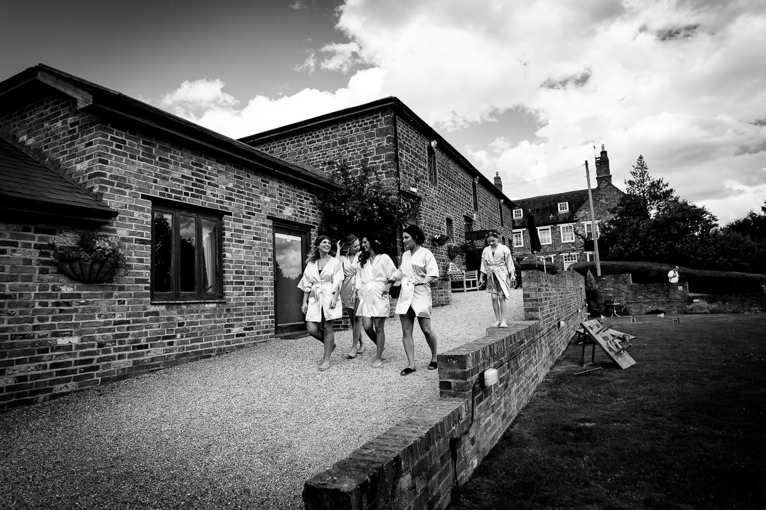 The Granary at Fawsley Wedding venue set within beautiful warwickshire countryside