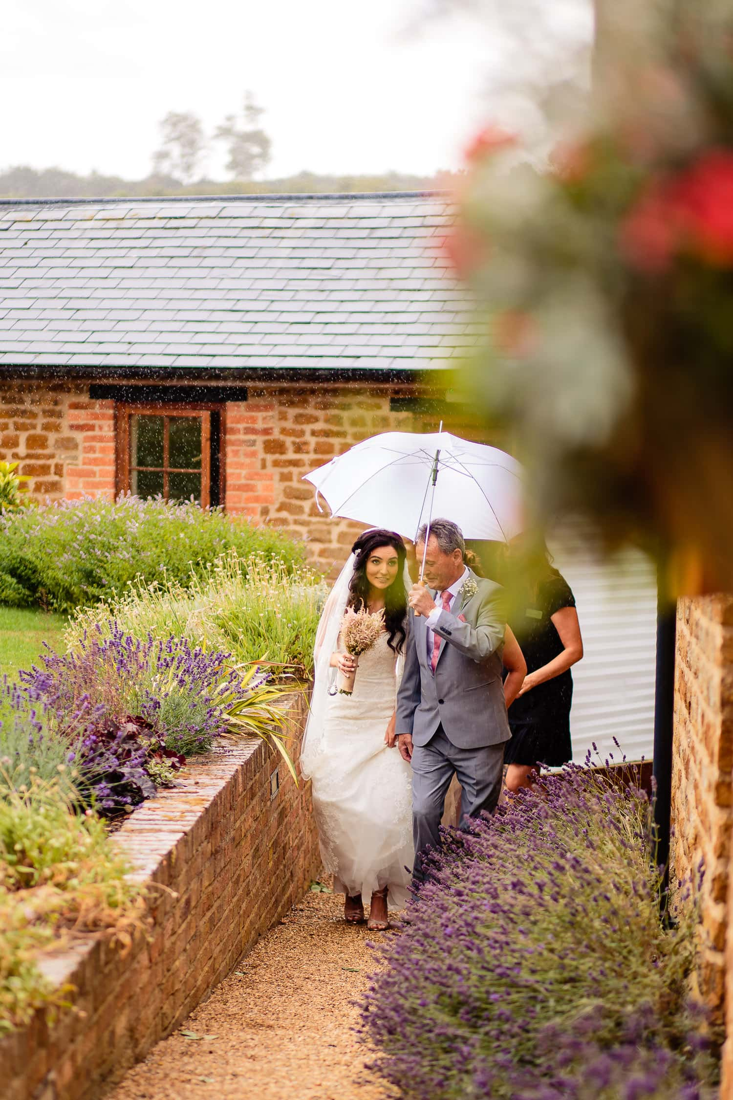 The Granary at Fawsley Wedding venue with warwickshires top wedding photographers