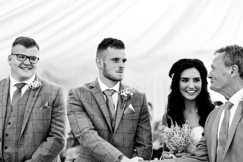 top warwickshire wedding photographers capture barn wedding in northampton