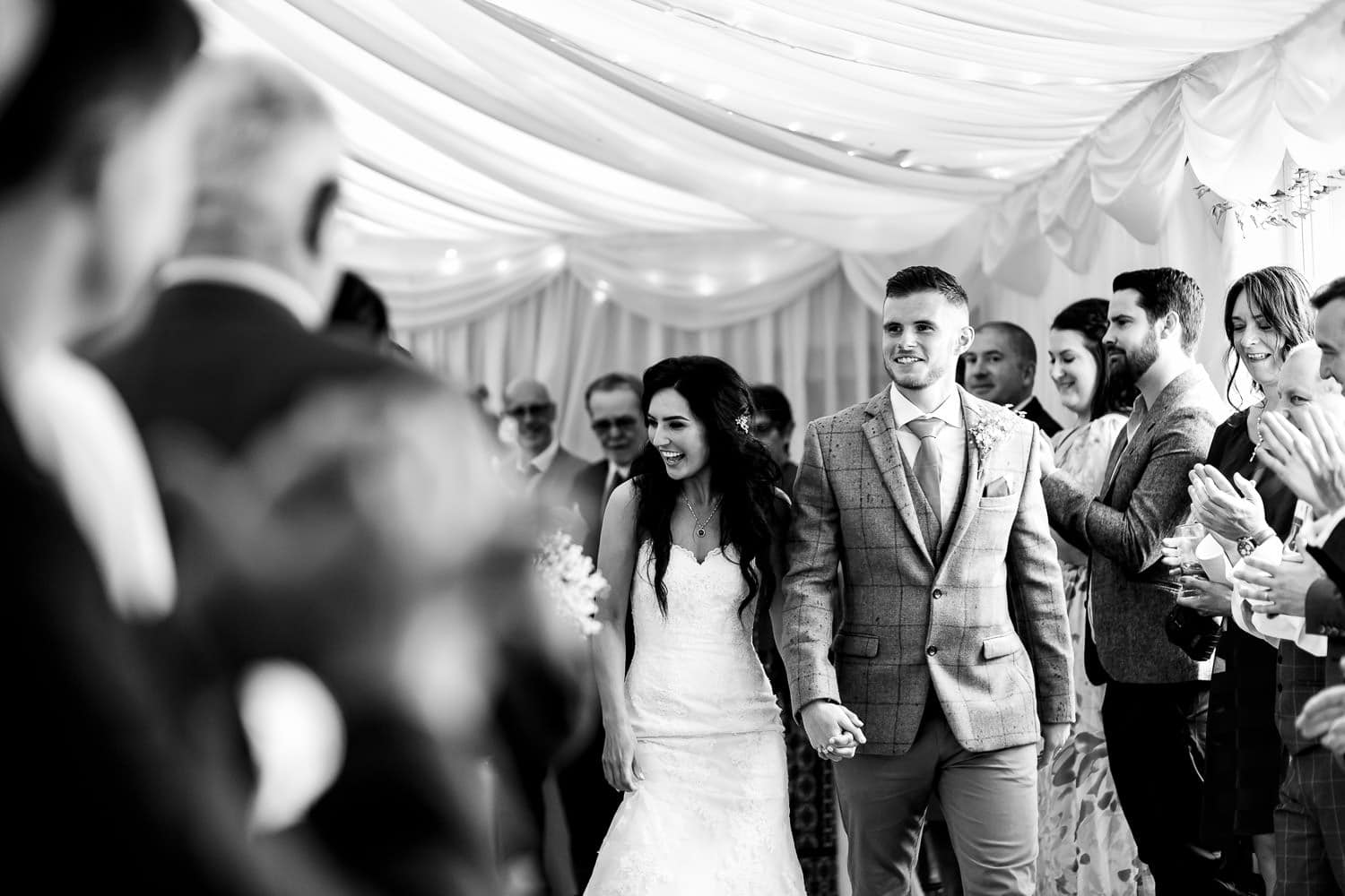 the midlands top wedding photographers at The Granary at Fawsley Wedding barn