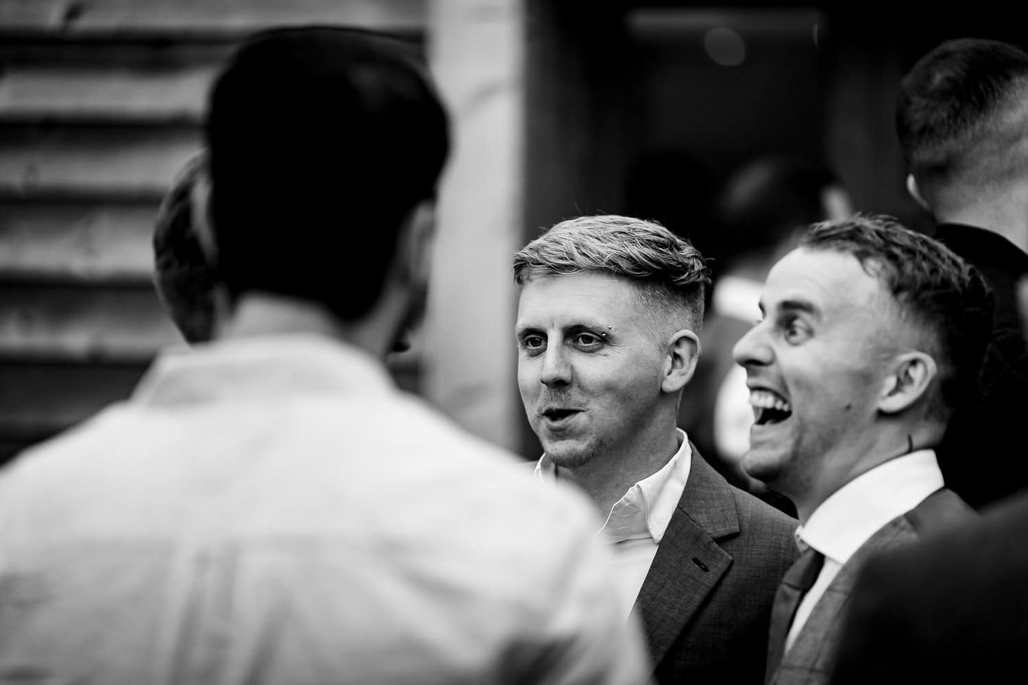 candid wedding photography in warwickshire by chapter one photography